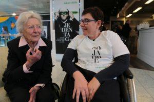 Julia Gschnitzer im Gespräch mit Hanna Kamrat