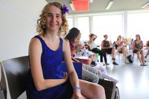 Laura Fasser Kindergarten-Assistentin