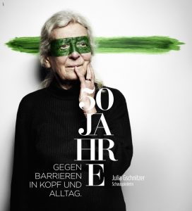 Julia Gschnitzer gegen Barrieren