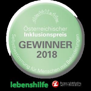 Button Gewinner-Auszeichnung_Inklusionspreis 2018