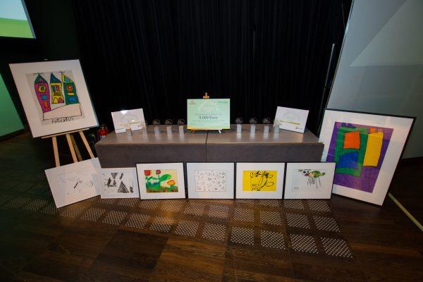 Preise und Kunstwerke 2018