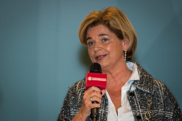 Mag. Bettina Glatz-Kremsner Vorstandsdirektorin Österreichische Lotterien