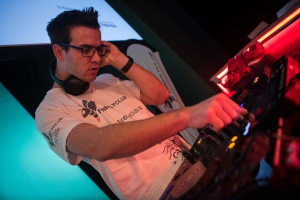 DJ SLG Fyerfly