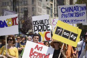 Disability Pride Parade USA