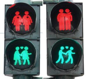 Ehe für alle_Ampelmännchen