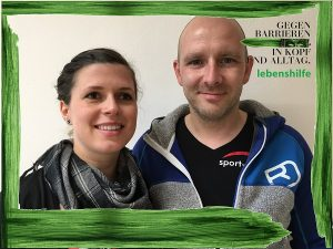 Unsere Helden Elisabeth und Matthias Warter