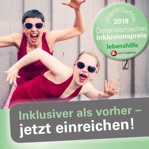 Inklusionspreis 2018_Jetzt einreichen_Mädchen beim Tanz