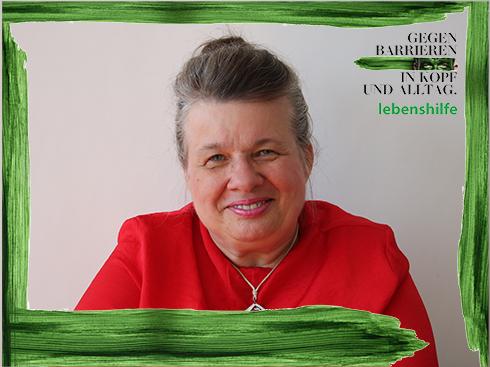 Unsere Heldin Karin Riedl