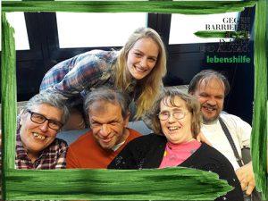 Unsere HeldInnen der Theatergruppe