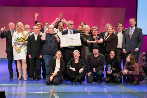 InklusionspreisträgerInnen 2016