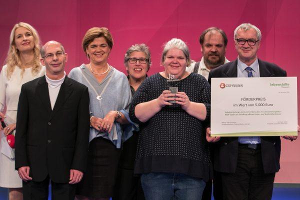 Inklusionspreis 2016_Selbstvertretungszentrum Wien