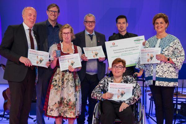Inklusionspreis 2017_Bundesgewinner_Zeitung einfach informiert
