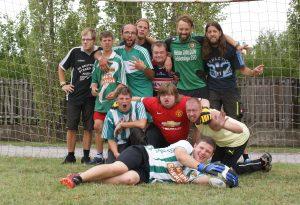 freiwillig aktiv als Fußballtrainer