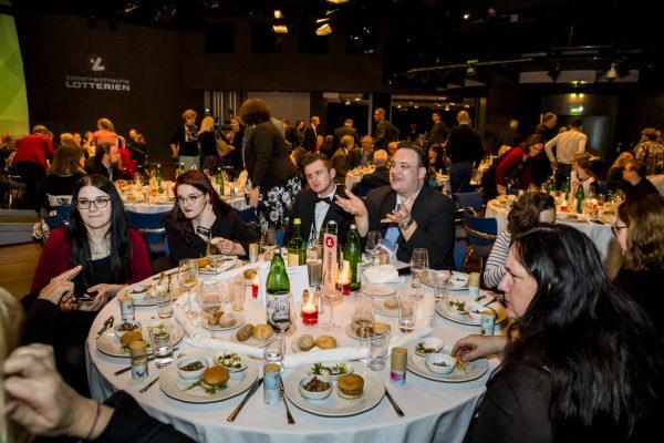 Gäste bei der Inklusionspreis-Gala 2019