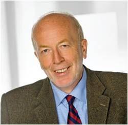 Germain Weber - Präsident der Lebenshilfe