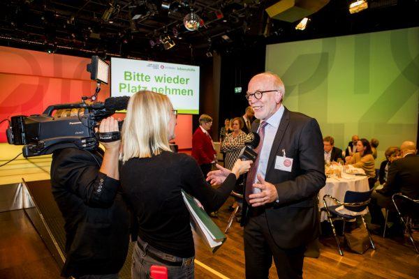Germain Weber (Präsident der Lebenshilfe Österreich) im Interview