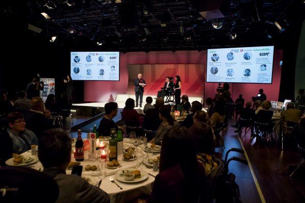 Inklusionspreis-Gala 2019; Vorstellung der Jury-Mitglieder